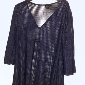 Beach cover up one size m/l